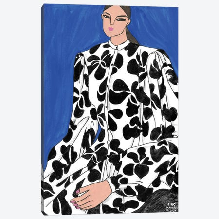 Hilma Canvas Print #PHT35} by Ping Hatta Canvas Wall Art