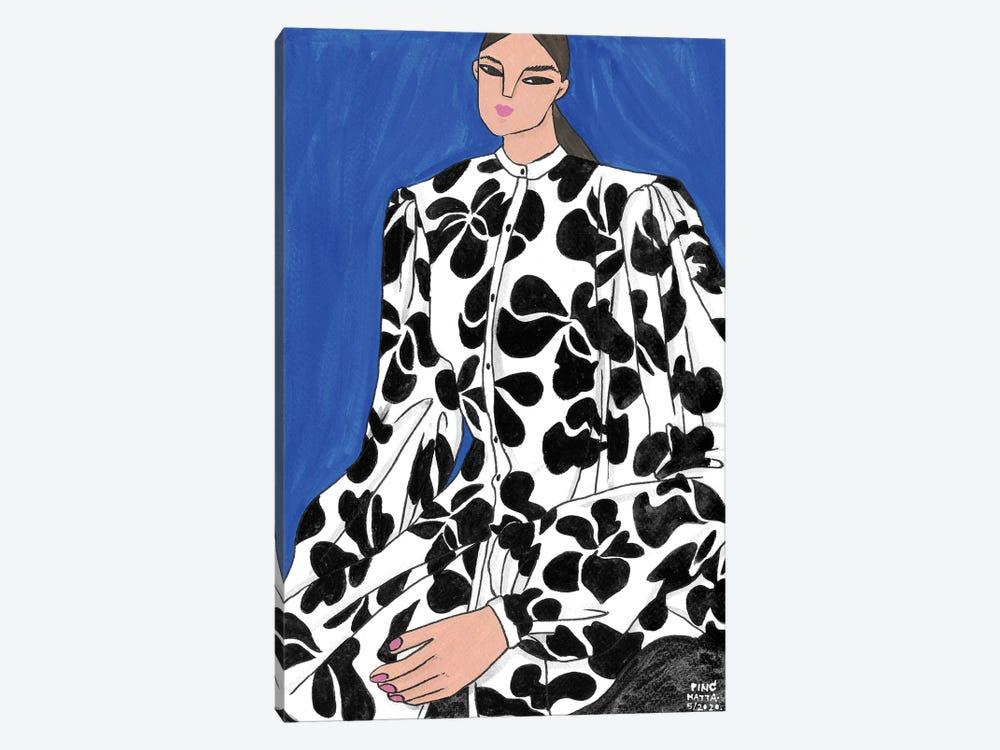 Hilma by Ping Hatta 1-piece Canvas Art Print