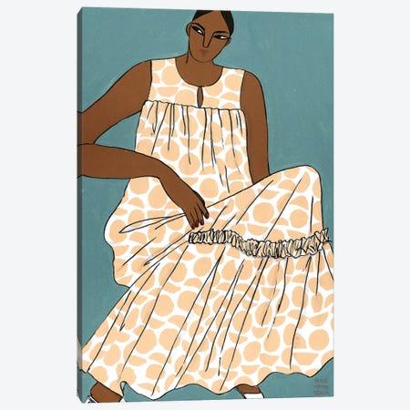 Stevie Canvas Print #PHT39} by Ping Hatta Canvas Print