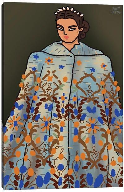 Dior Spring 2021 Canvas Art Print