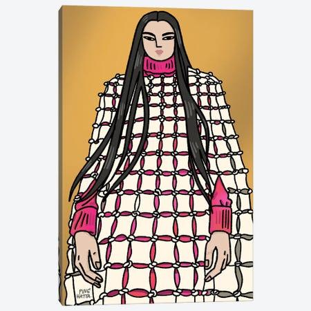 Valentino Spring 2020 I Canvas Print #PHT45} by Ping Hatta Art Print