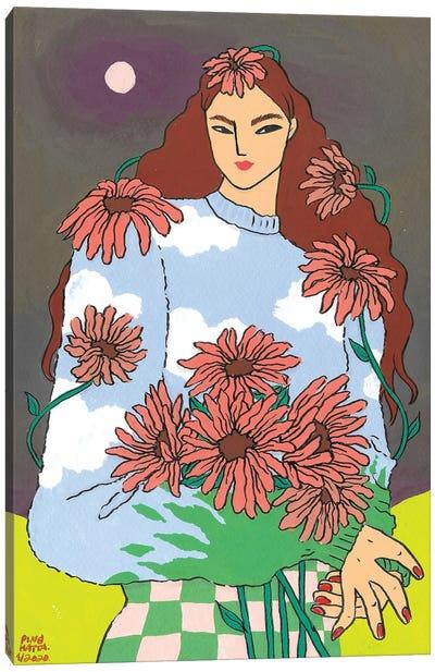 Grow Your Own Magic Canvas Art Print