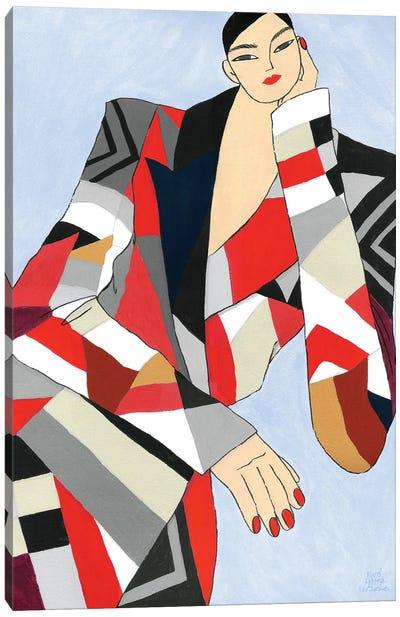 Alexander Mcqueen Fall 2020 Canvas Art Print