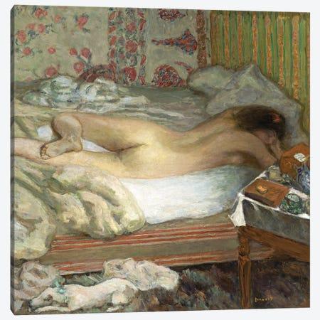 Siesta: The Artist'S Studio, 1900 Canvas Print #PIB109} by Pierre Bonnard Canvas Print