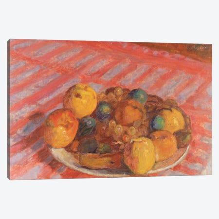 Still Life Canvas Print #PIB118} by Pierre Bonnard Canvas Art