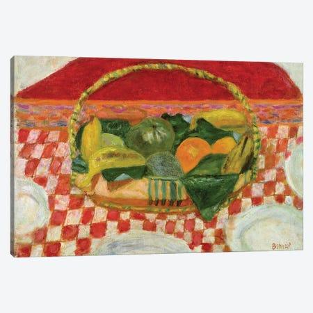 Still Life, 1925 Canvas Print #PIB121} by Pierre Bonnard Canvas Art Print