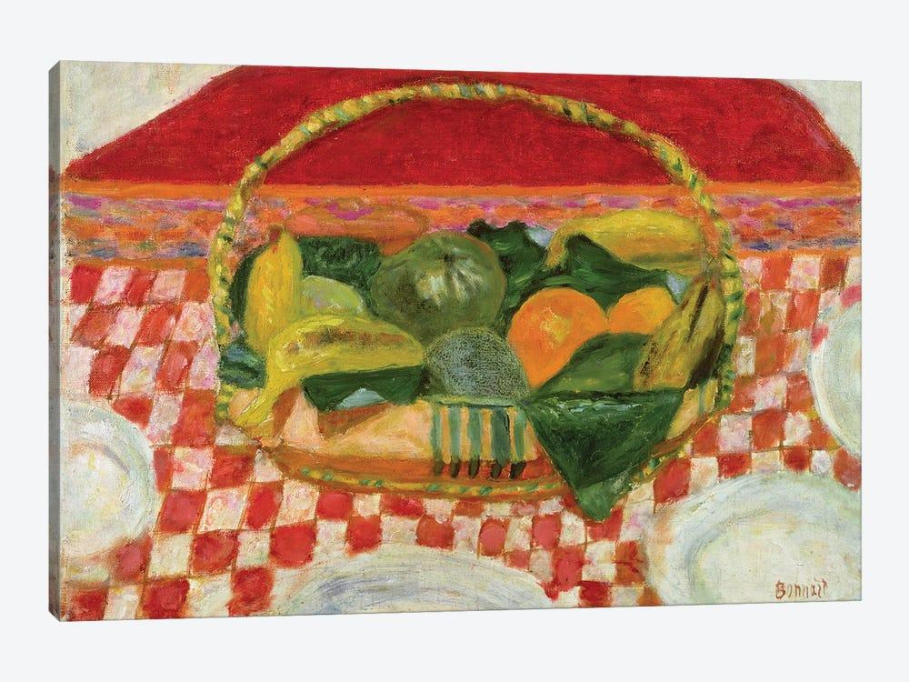 Still Life, 1925 by Pierre Bonnard 1-piece Canvas Print