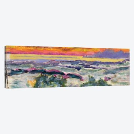 Sunset, 1939 Canvas Print #PIB128} by Pierre Bonnard Canvas Art Print