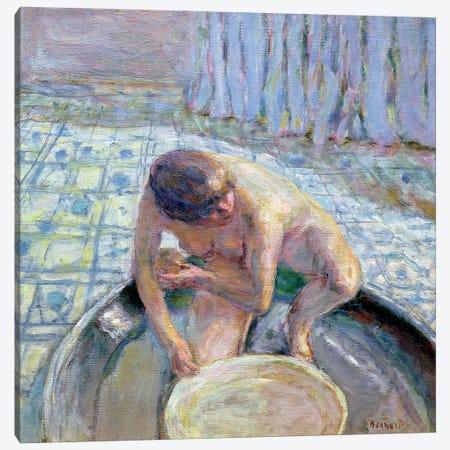 Blue Harmony, 1920 Canvas Print #PIB14} by Pierre Bonnard Art Print