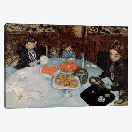 The Luncheon, 1899 Canvas Print #PIB155} by Pierre Bonnard Canvas Print