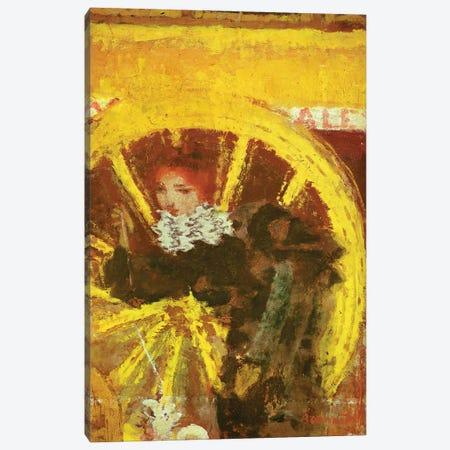 The Omnibus, C.1895 Canvas Print #PIB161} by Pierre Bonnard Canvas Art Print