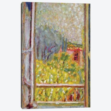 The Small Window, 1946 Canvas Print #PIB171} by Pierre Bonnard Canvas Wall Art