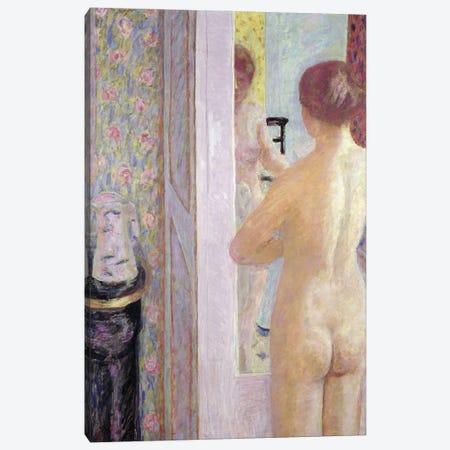 The Toilet, C.1908 Canvas Print #PIB180} by Pierre Bonnard Art Print