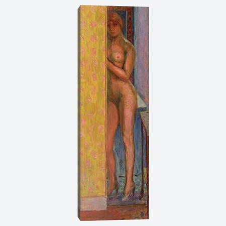 The Yellow Screen, C.1920 Canvas Print #PIB184} by Pierre Bonnard Canvas Art