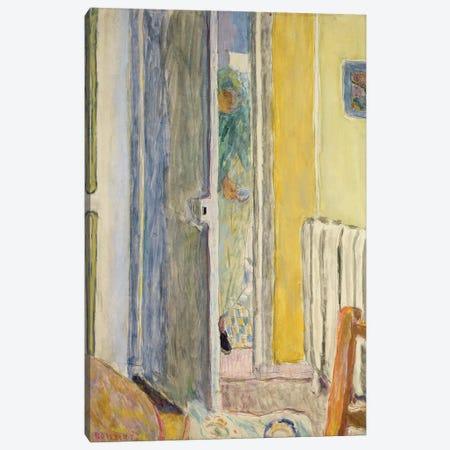 A Woman Entering The Living Room, 1942 Canvas Print #PIB2} by Pierre Bonnard Canvas Print