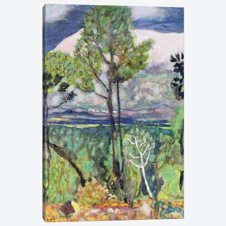 Landscape Canvas Print #PIB54} by Pierre Bonnard Art Print