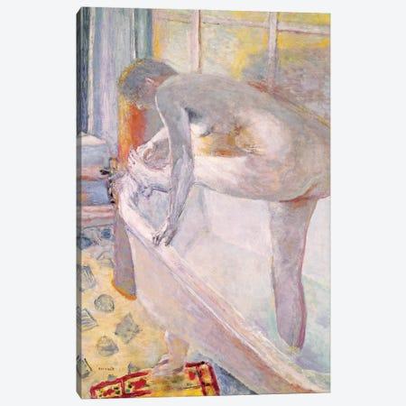 Large Nude In The Bathtub, 1924 Canvas Print #PIB63} by Pierre Bonnard Canvas Print