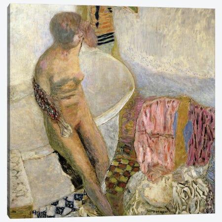 Nude By The Bath Tub, 1931 Canvas Print #PIB78} by Pierre Bonnard Canvas Art