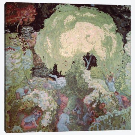 Autumn: The Fruit Pickers, 1912 Canvas Print #PIB8} by Pierre Bonnard Canvas Print