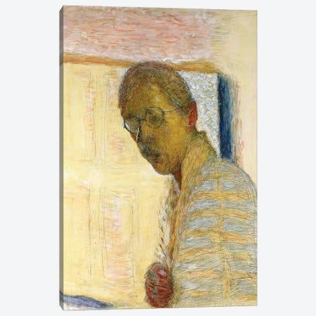 Portrait Of The Artist By Himself, 1930 Canvas Print #PIB97} by Pierre Bonnard Canvas Print