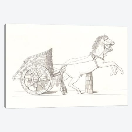 Chariot Vol. IV Canvas Print #PIC19} by PI Collection Art Print