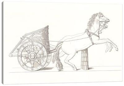 Chariot Vol. IV Canvas Art Print