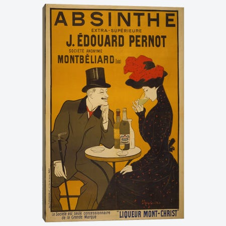 Absinthe Canvas Print #PIC2} by PI Collection Canvas Wall Art