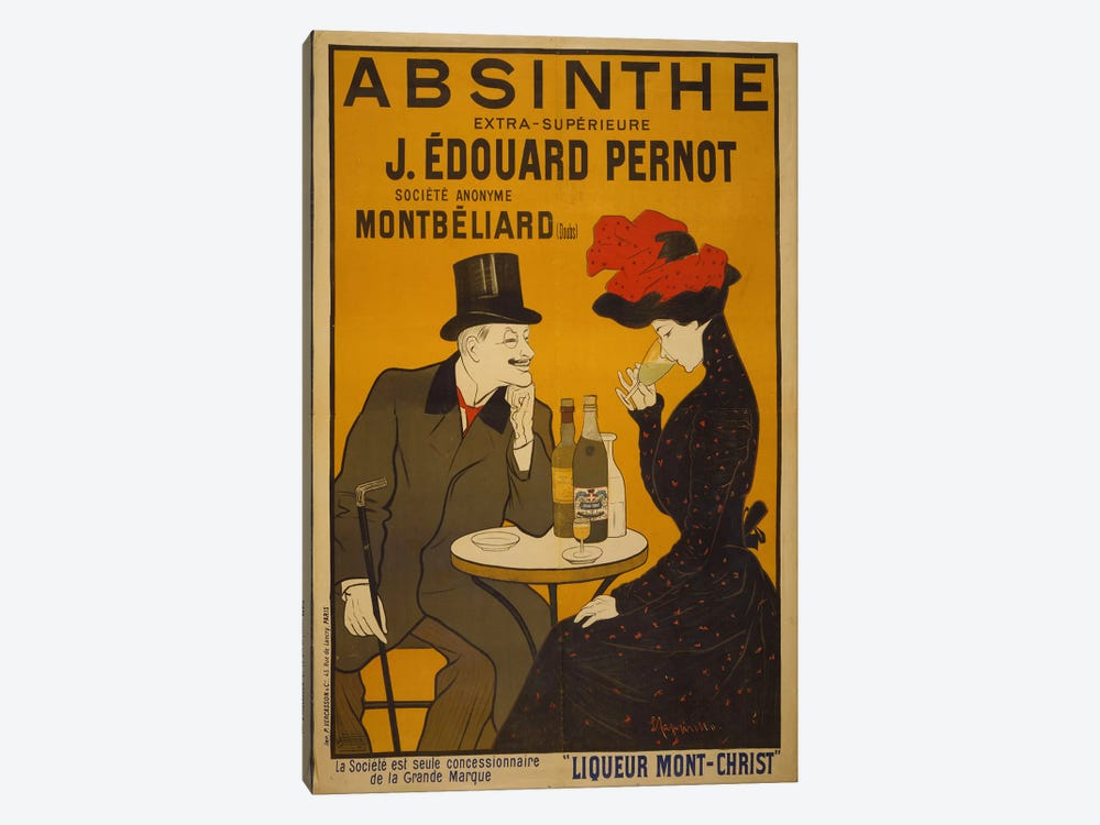 Absinthe by PI Collection 1-piece Canvas Art