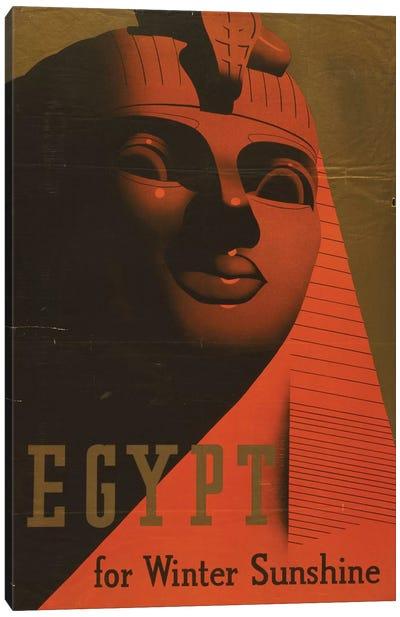 Egypt Canvas Art Print