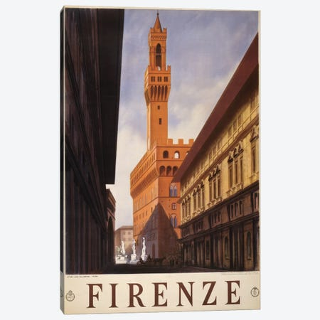 Firenze Canvas Print #PIC37} by PI Collection Canvas Artwork