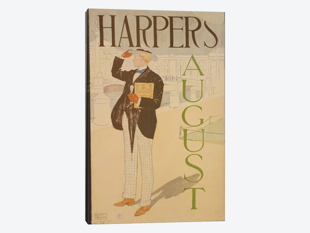 Harper's August by PI Collection 1-piece Art Print