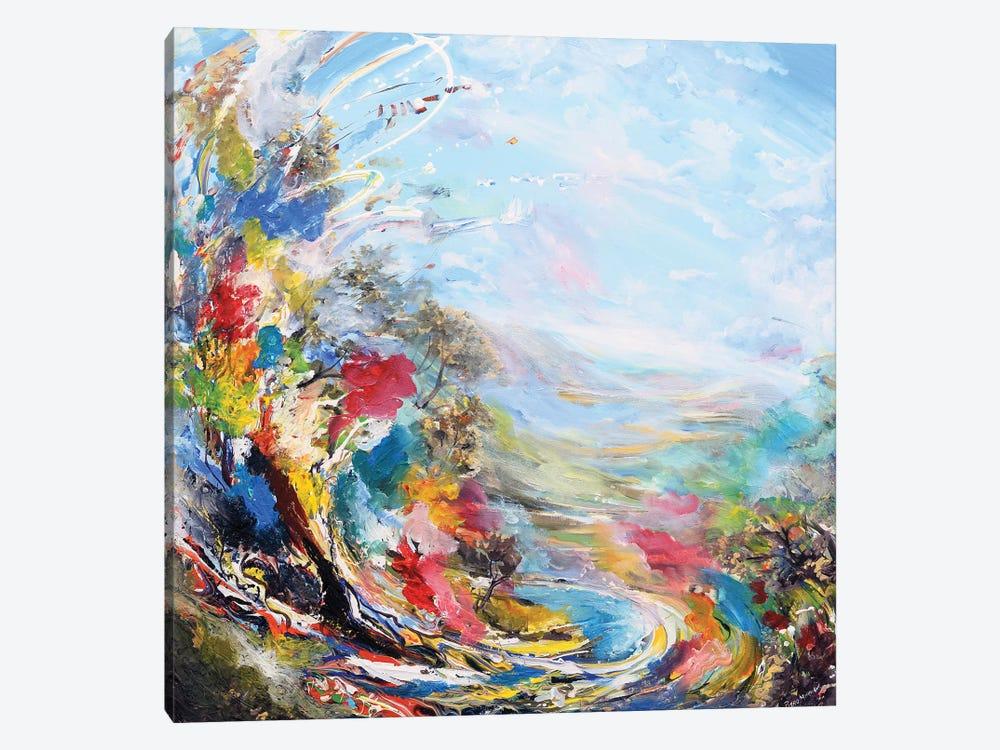 Dream Landscape by Piero Manrique 1-piece Art Print
