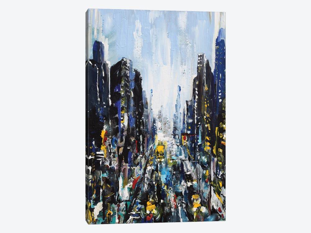 Gotham by Piero Manrique 1-piece Canvas Art