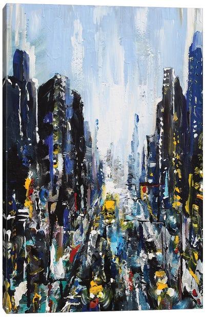 Gotham Canvas Art Print