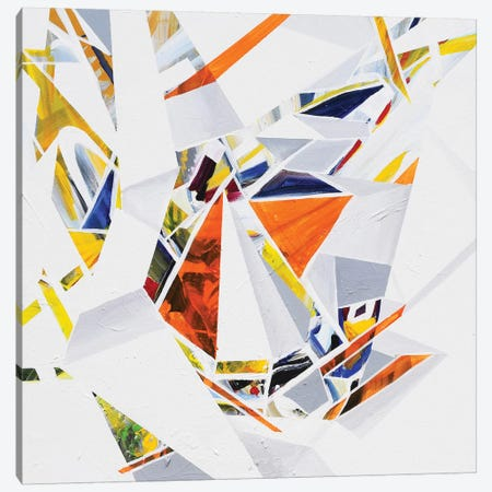 Kite Canvas Print #PIE107} by Piero Manrique Canvas Print
