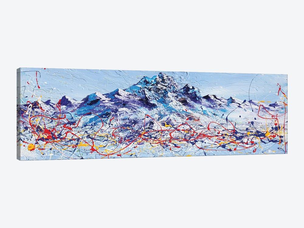 Mountain Majestic by Piero Manrique 1-piece Canvas Artwork