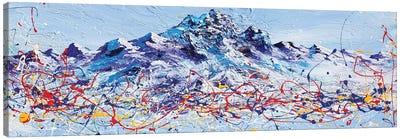 Mountain Majestic Canvas Art Print