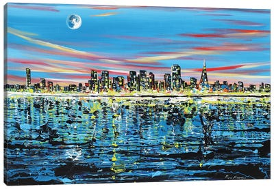 San Fransisco Canvas Art Print