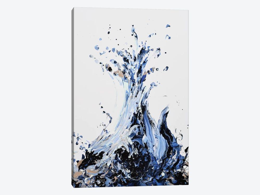 Splah by Piero Manrique 1-piece Canvas Art