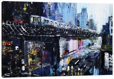 Subway Canvas Art Print