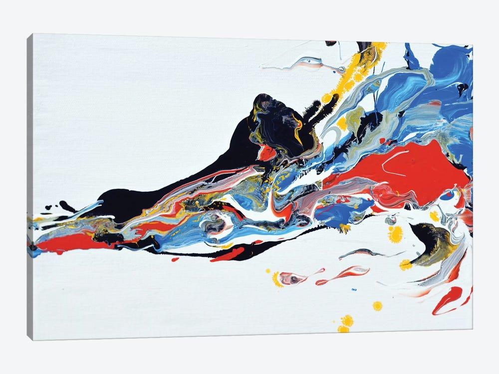 Cell's Movement by Piero Manrique 1-piece Art Print