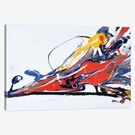 Color Splash Canvas Print #PIE14} by Piero Manrique Canvas Wall Art