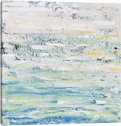 Cool Air Canvas Art Print