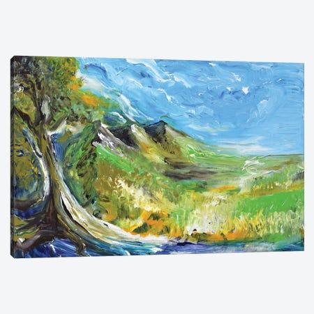 Great Afternoon Canvas Print #PIE25} by Piero Manrique Canvas Art Print