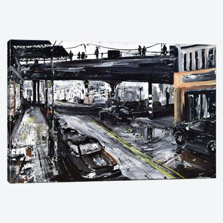 Astoria Canvas Print #PIE2} by Piero Manrique Canvas Artwork