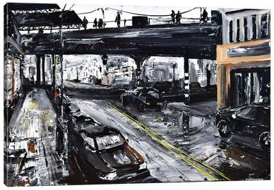 Astoria Canvas Art Print