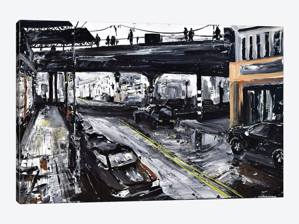 Astoria by Piero Manrique 1-piece Canvas Art