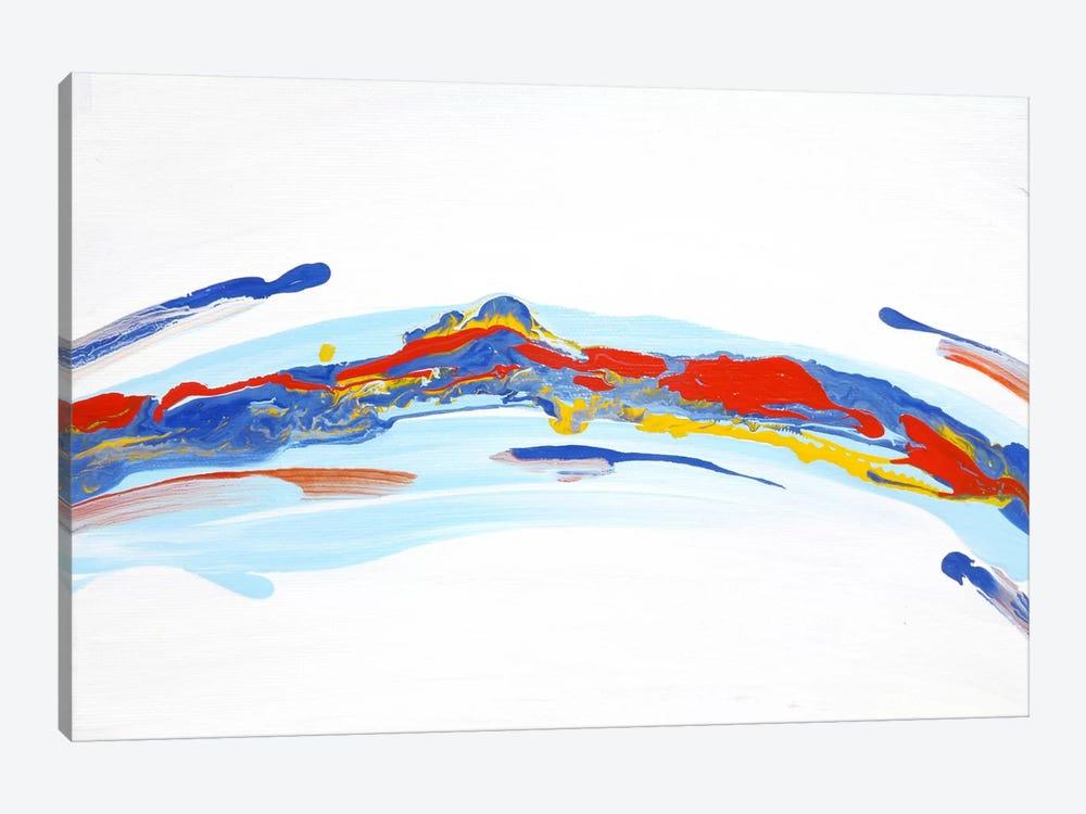 River Mountain by Piero Manrique 1-piece Art Print