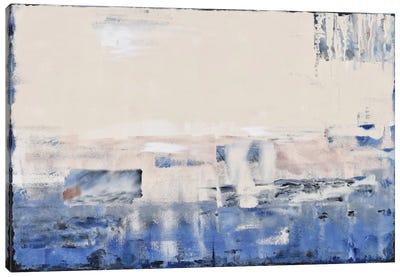 Sandbar Canvas Art Print