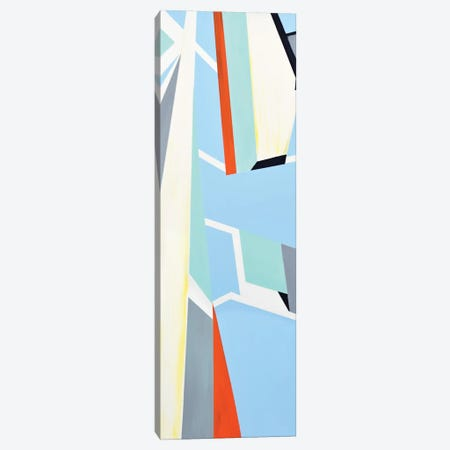 Streets Canvas Print #PIE55} by Piero Manrique Canvas Artwork